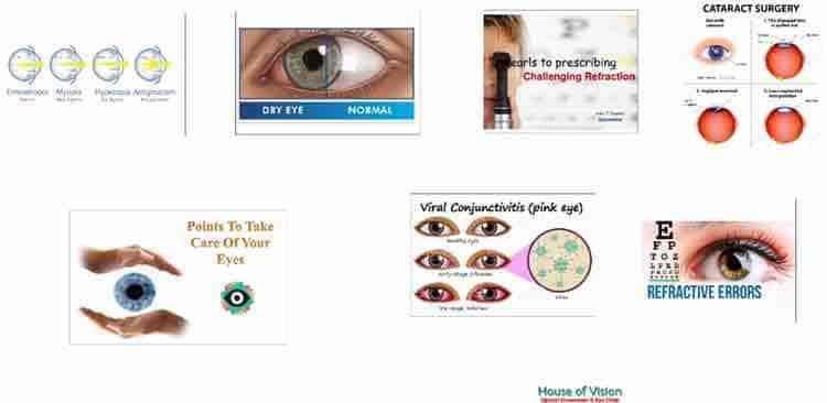 House Of Vision - Opticians - Book Appointment Online