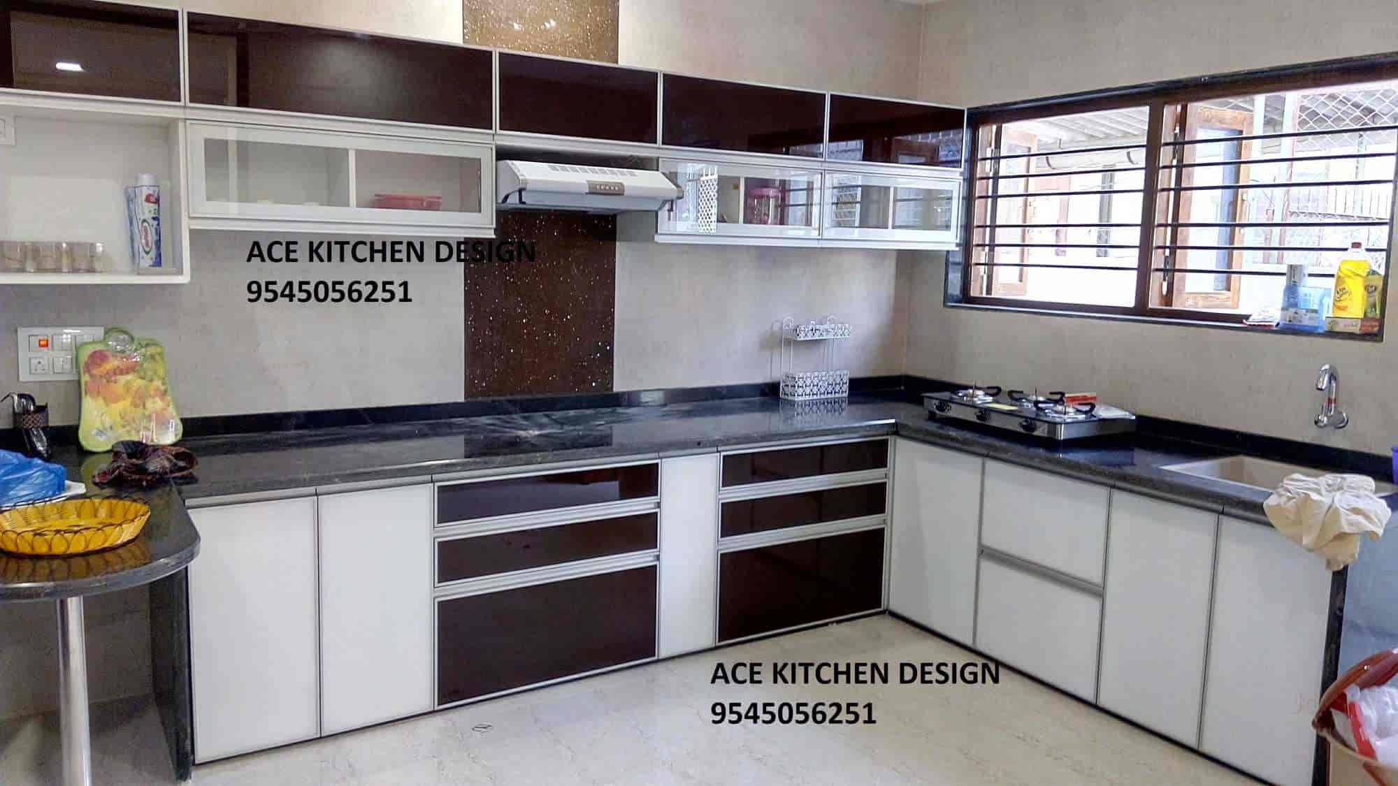 Ace Kitchen Design, Malad West   Modular Kitchen Dealers In Mumbai    Justdial