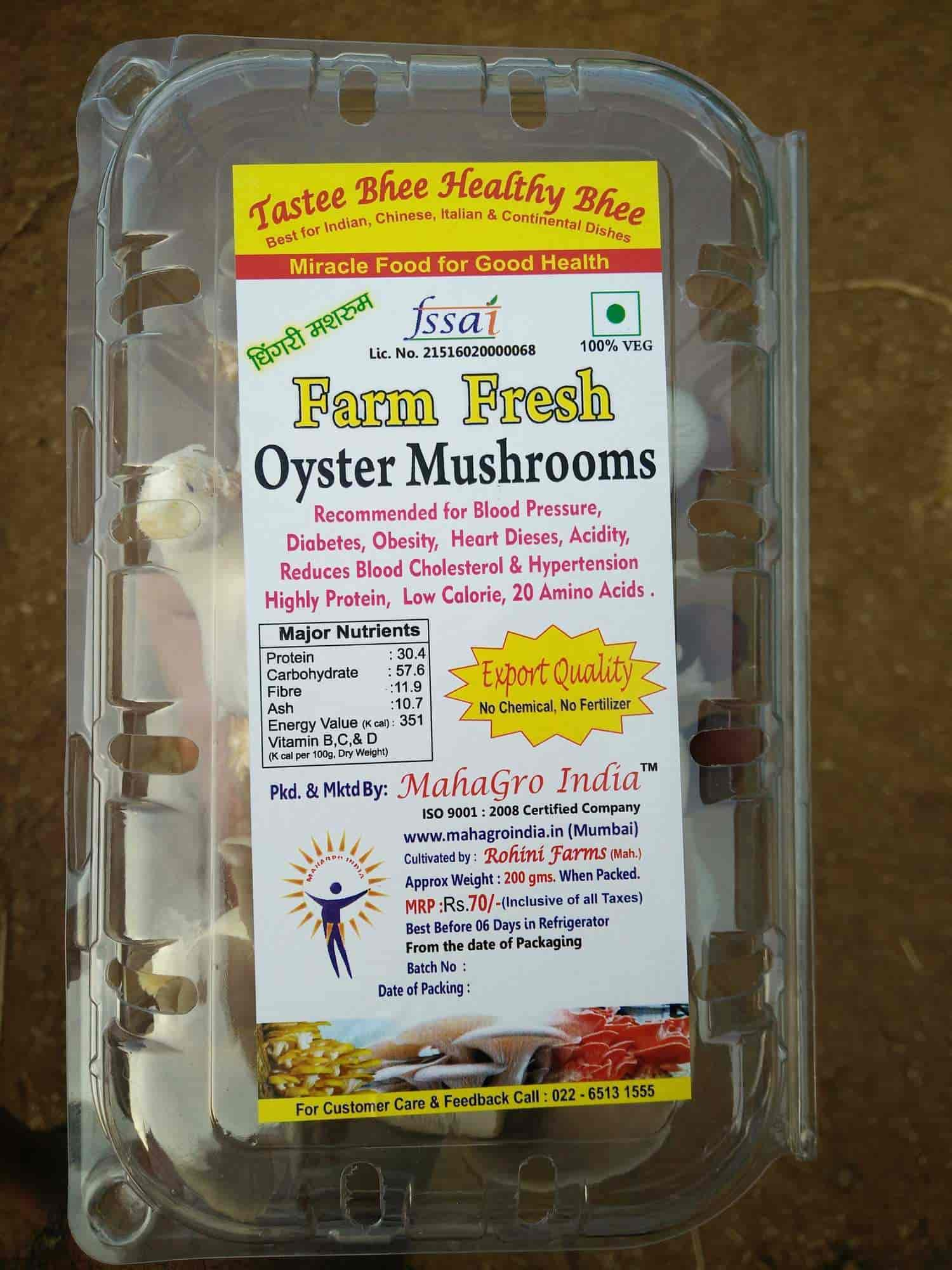 Mahagro INDIA, Santacruz East - Mushroom Cultivation Classes in