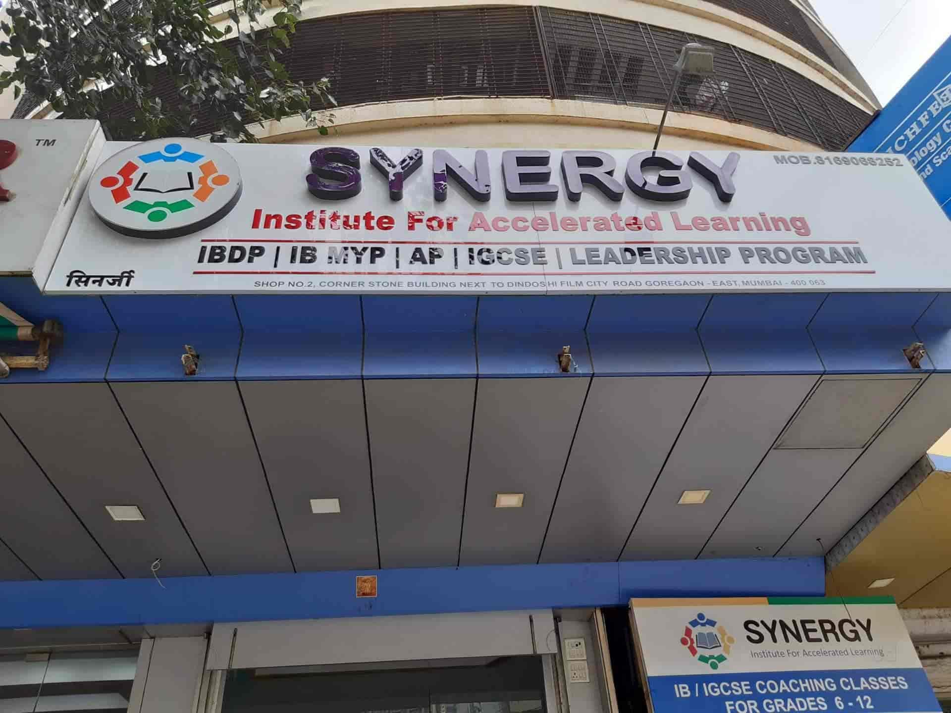 SYNERGY, Goregaon East - Tutorials For IGCSE in mumbai