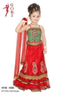 1e881d48df ... Kids Designer Choli - Gori Girls Ethnic Wear Photos, Dadar West, Mumbai  - Churidar ...