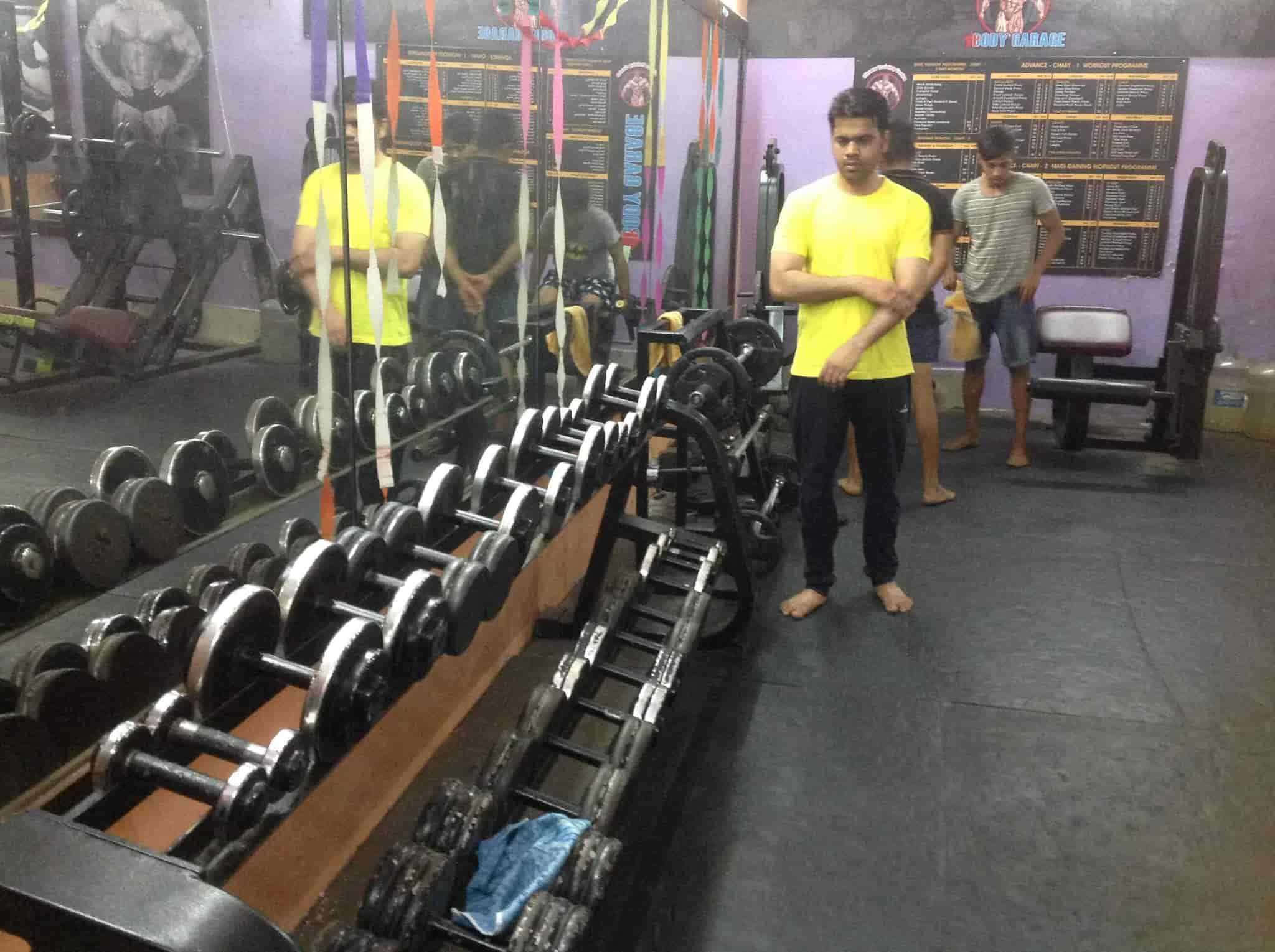 Star body garage kajupada garages in mumbai justdial