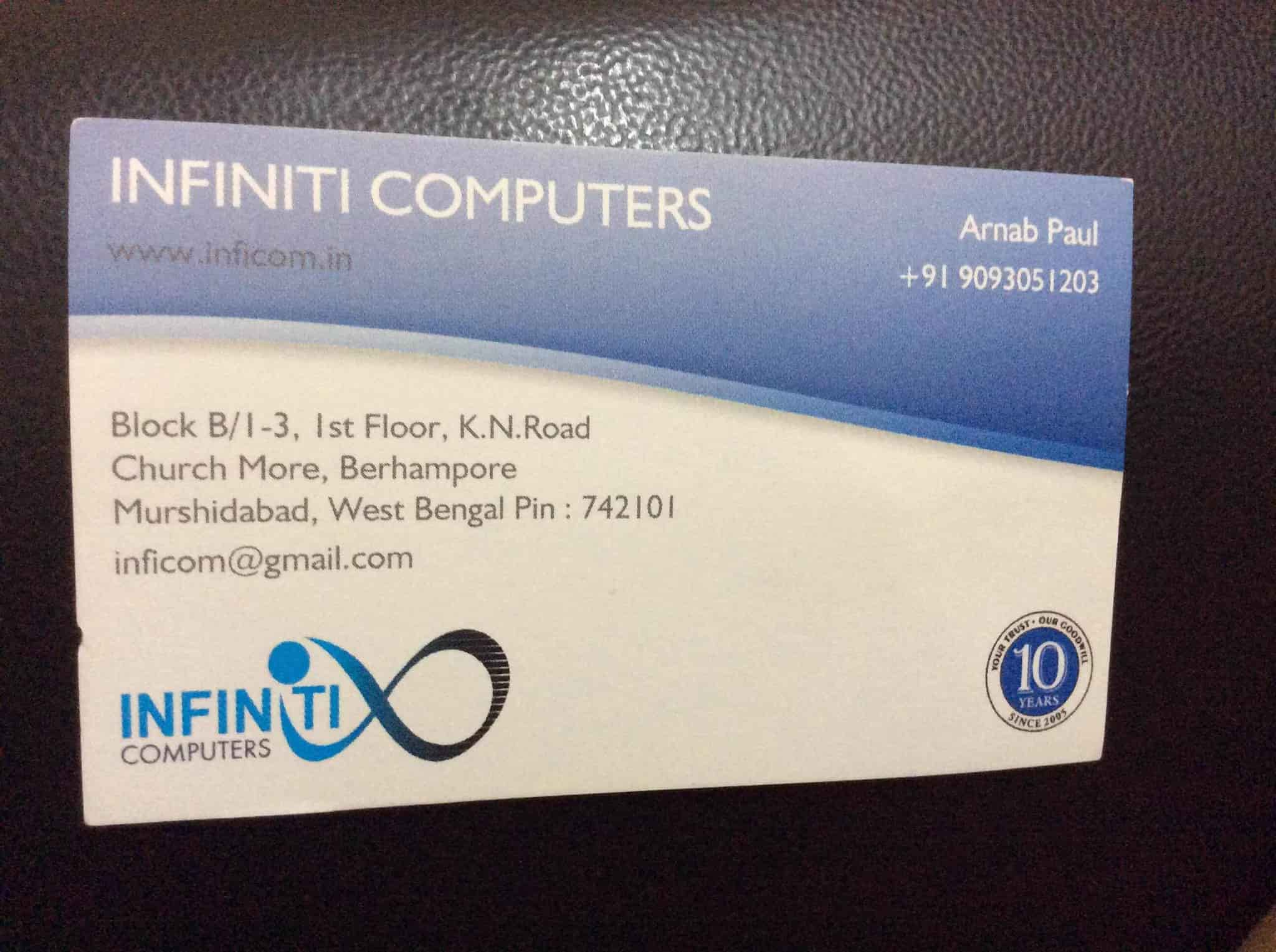 infinity myers dealers news infiniti construction entry commenced