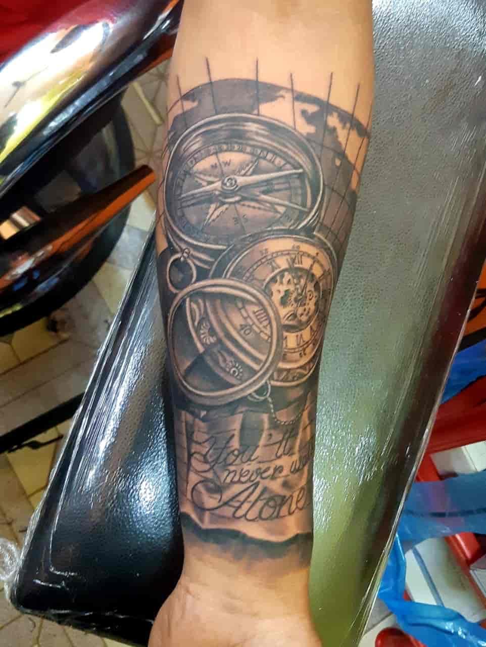 Palak Khagra Tattoo Designers In Murshidabad Justdial