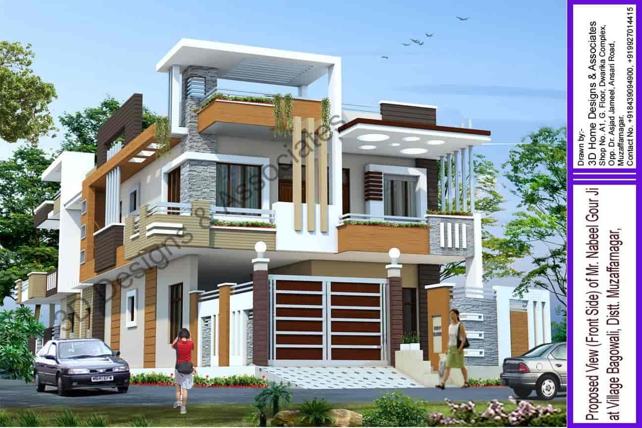 3d Home Designs Associates Photos Muzaffar Nagar City