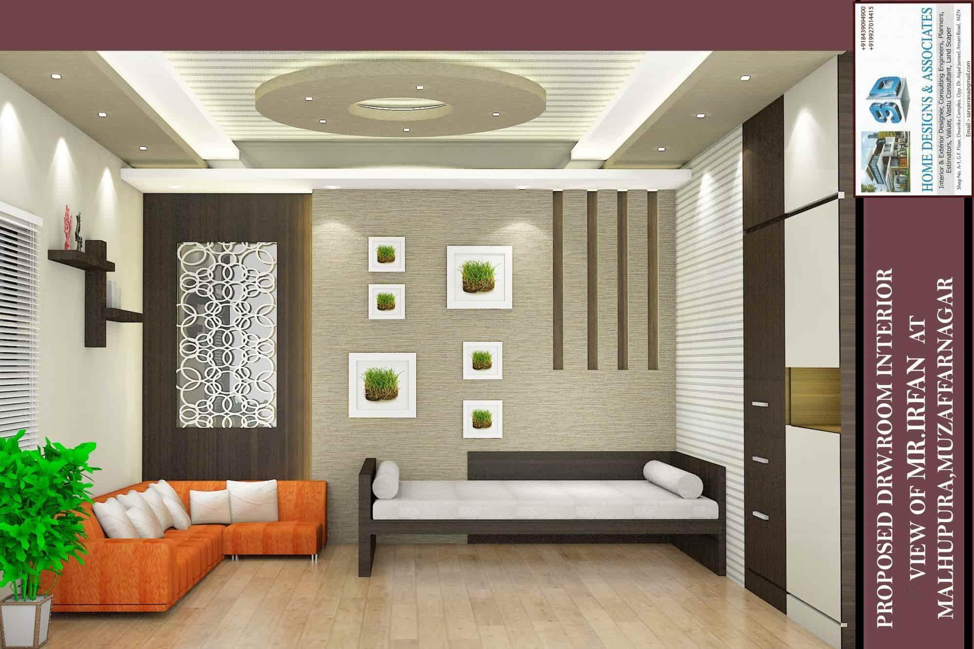 3d Home Designs Associates Muzaffar Nagar City Exterior