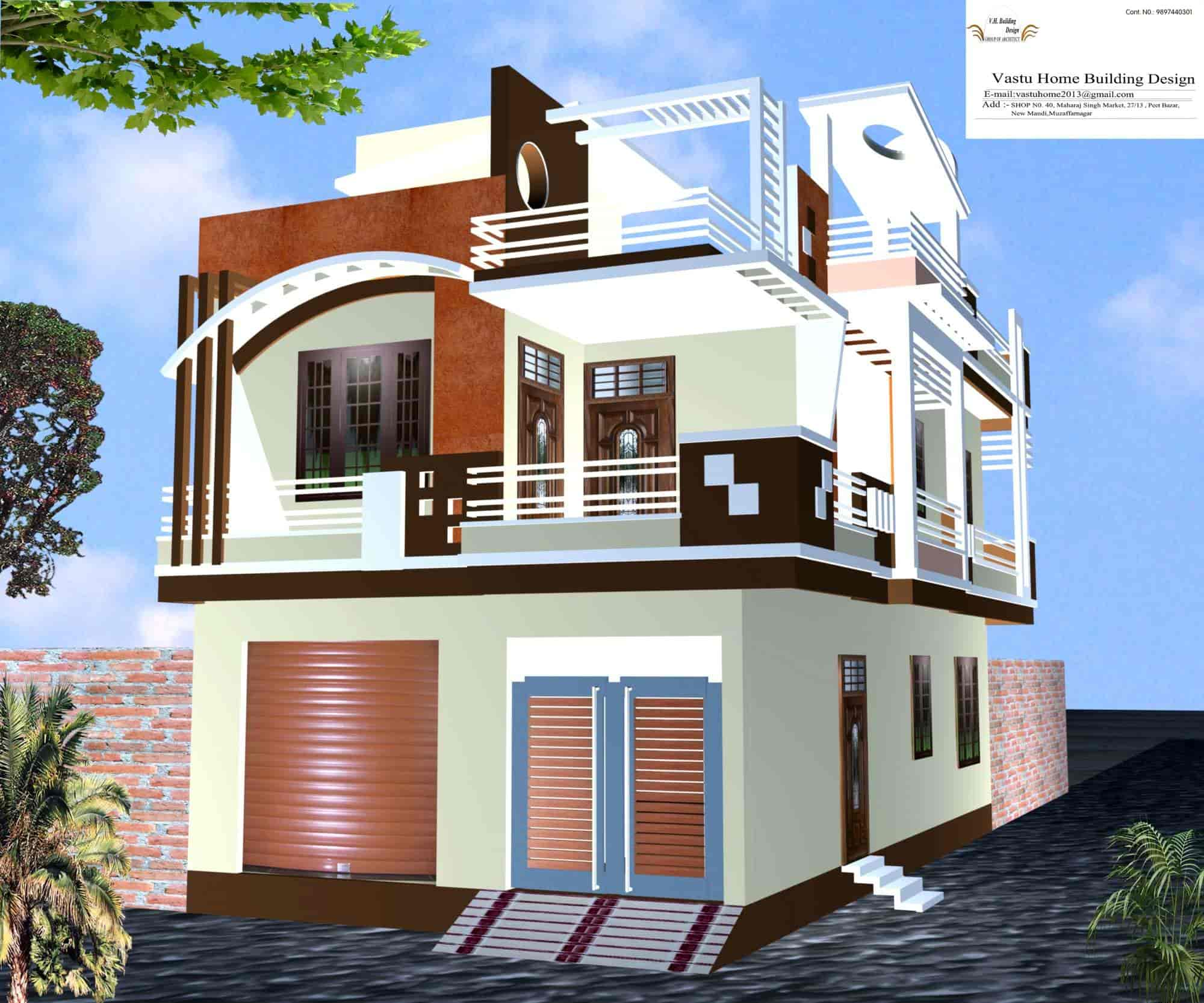 Vastu Home Building Design Photos Muzaffar Nagar City