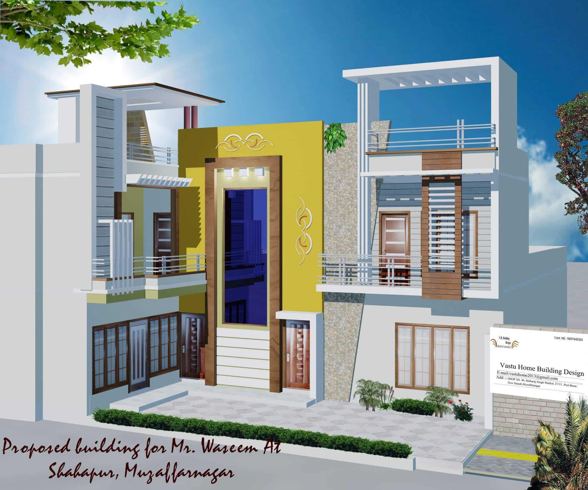 Vastu home building design muzaffar nagar city architects in muzaffarnagar justdial