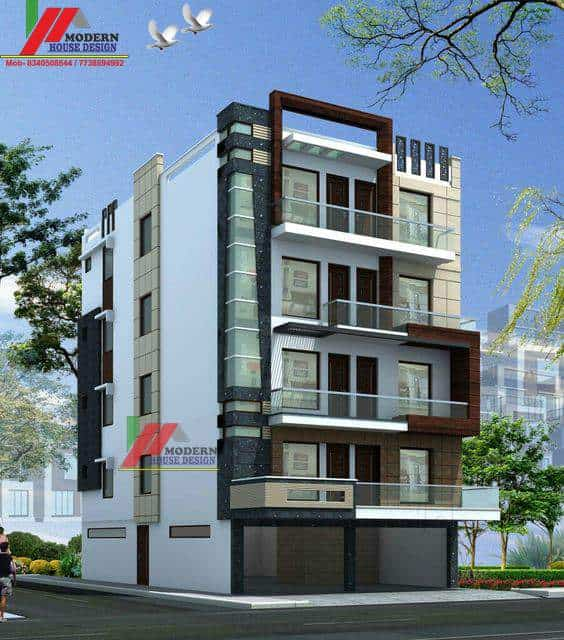 ... Modern House Design Photos, , Muzaffarpur   Architects ...