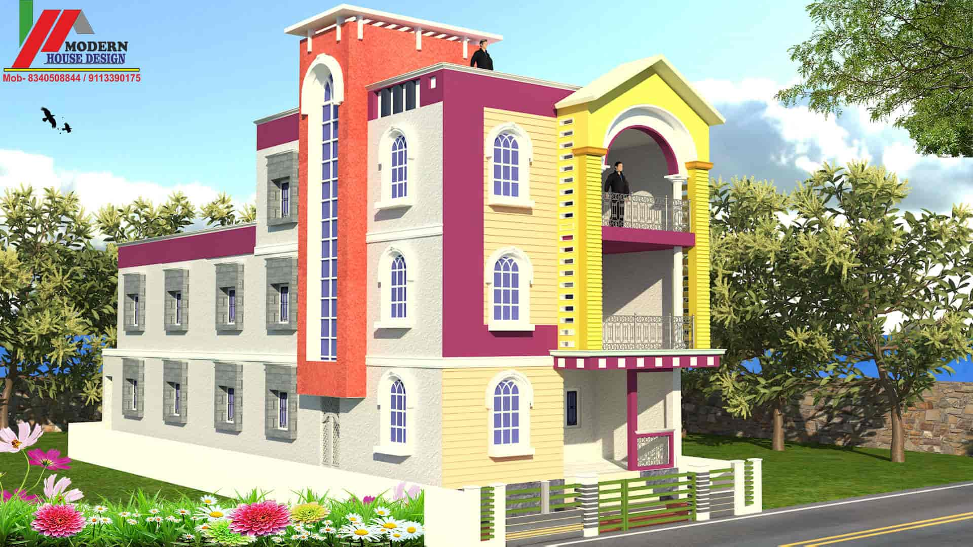 Modern House Design And Consultant - Architects in Muzaffarpur ... on residential building, apps for house plans, canal front house plans, title 24 house plans, roadside house plans, simplex house plans, high density house plans, architectural house plans, residential home kits, unique small house plans, storefront house plans, house plans house plans, construction plans, custom home plans, 2400 sqft house plans, home house plans, simple house plans, luxury 4 bedroom house plans, decorative house plans, mediterranean house plans,