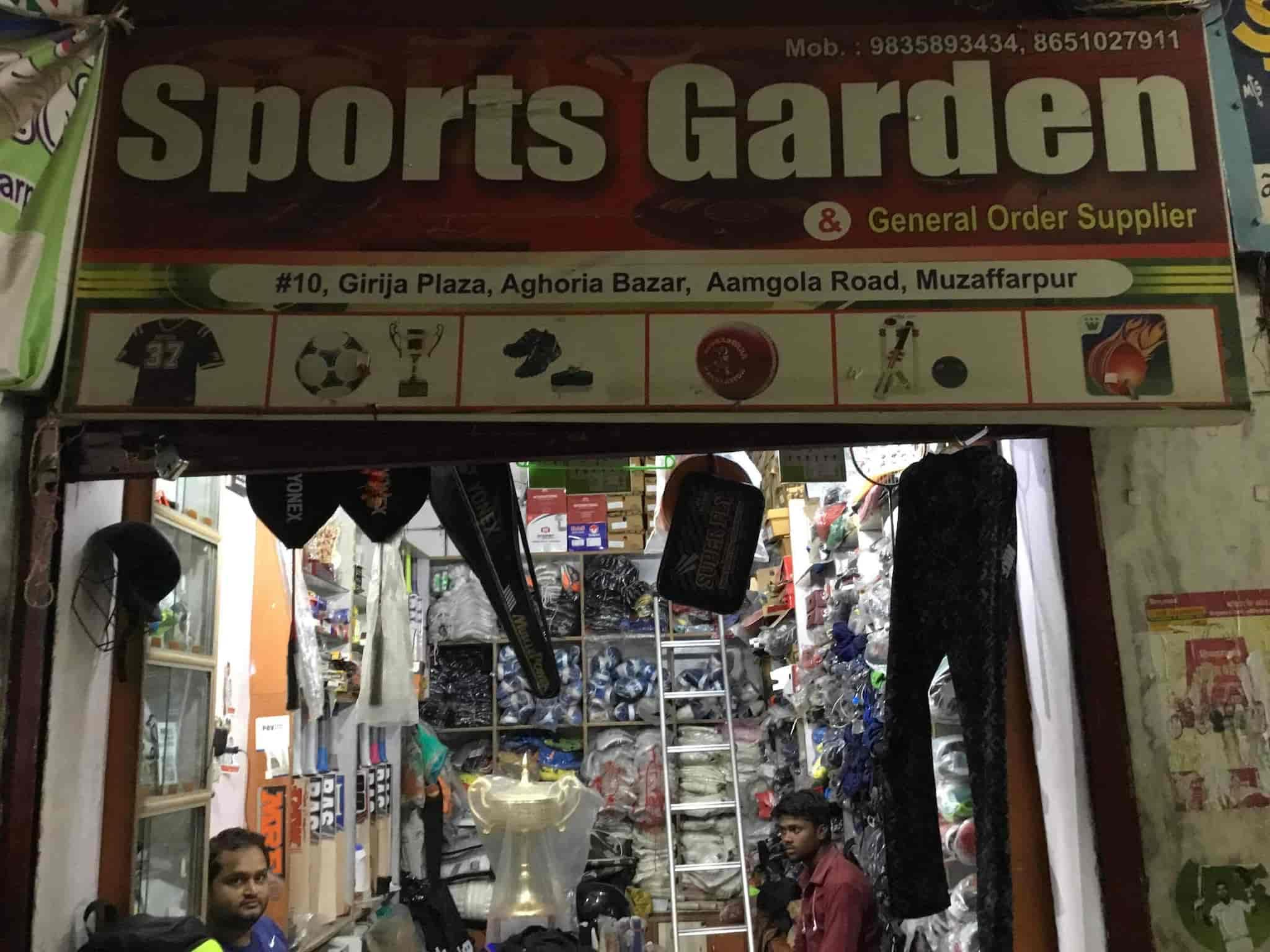 Sports Garden, Aghoria Bazaar - Sports Goods Dealers in Muzaffarpur ...