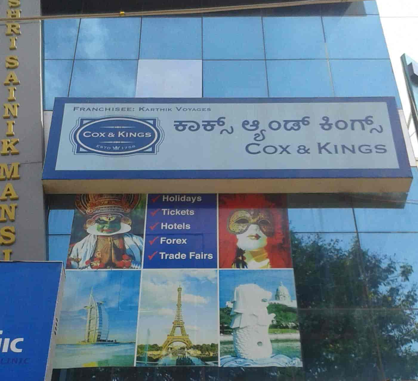 Cox and kings forex hyderabad tradefx