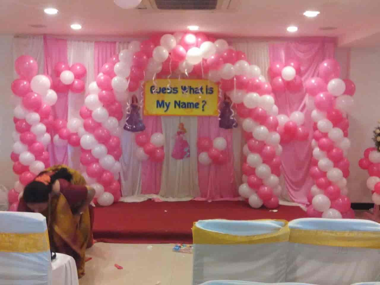 Colour Full Decorations Hootagalli Balloon Decorators In Mysore