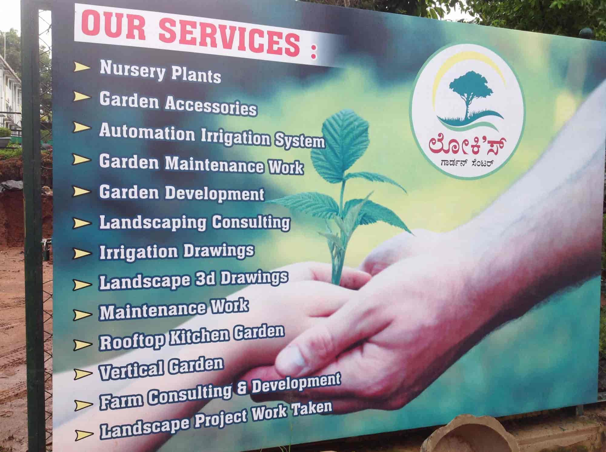 Lokis Garden Center Photos, Vijaynagar 1st Stage, Mysore