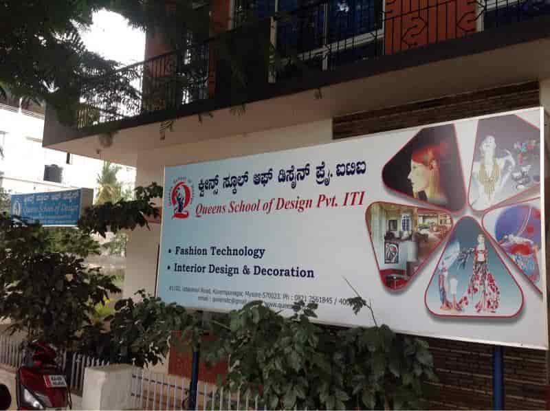 Queens School Of Design Reviews Kuvempunagar Mysore 87 Ratings Justdial