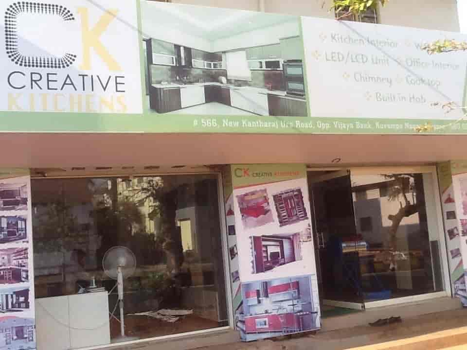 ... C K Creative Kitchens Photos, TK Layout, Mysore   Interior Designers ...