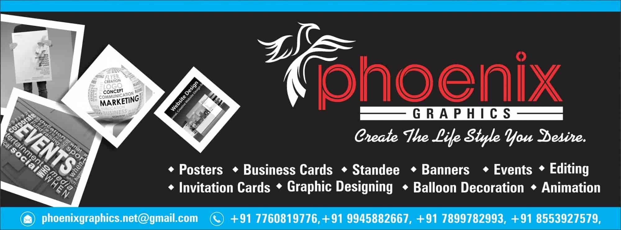Phoenix Graphics Photos, Udayagiri, Mysore- Pictures & Images ...