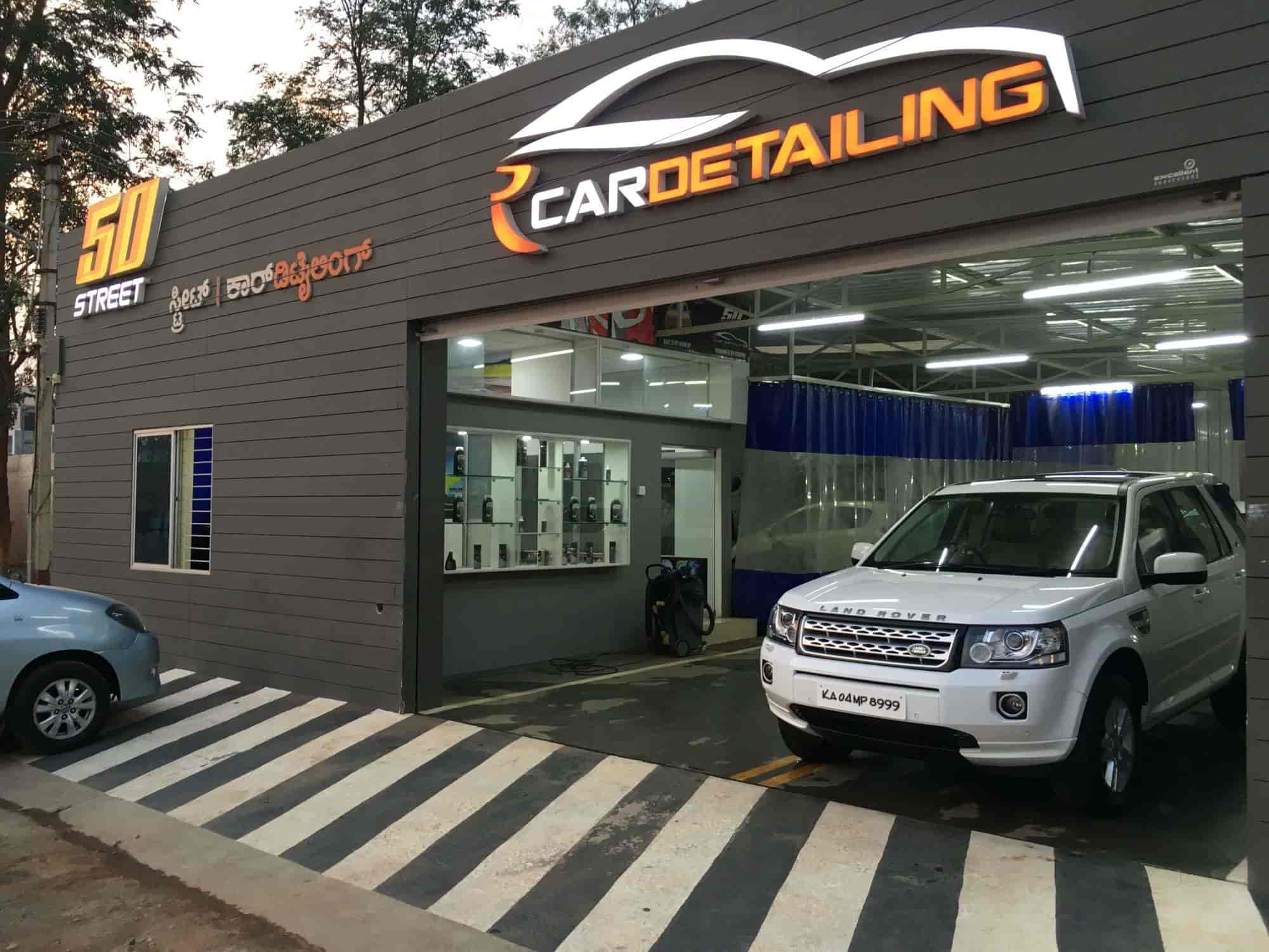 Car Detail Shop >> 50 Street Car Detailing Sharadadevi Nagar Car Washing Services In
