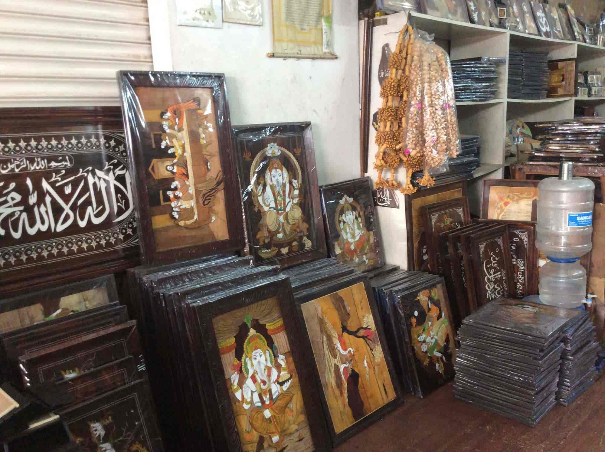 Mysore Handicrafts Photos New Sayyaji Rao Road Mysore Pictures