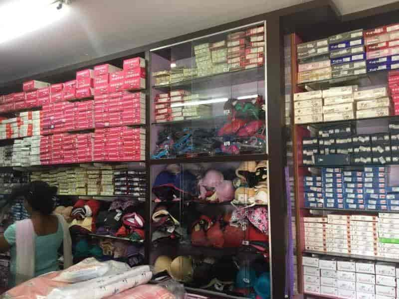 Romantic lingerie store