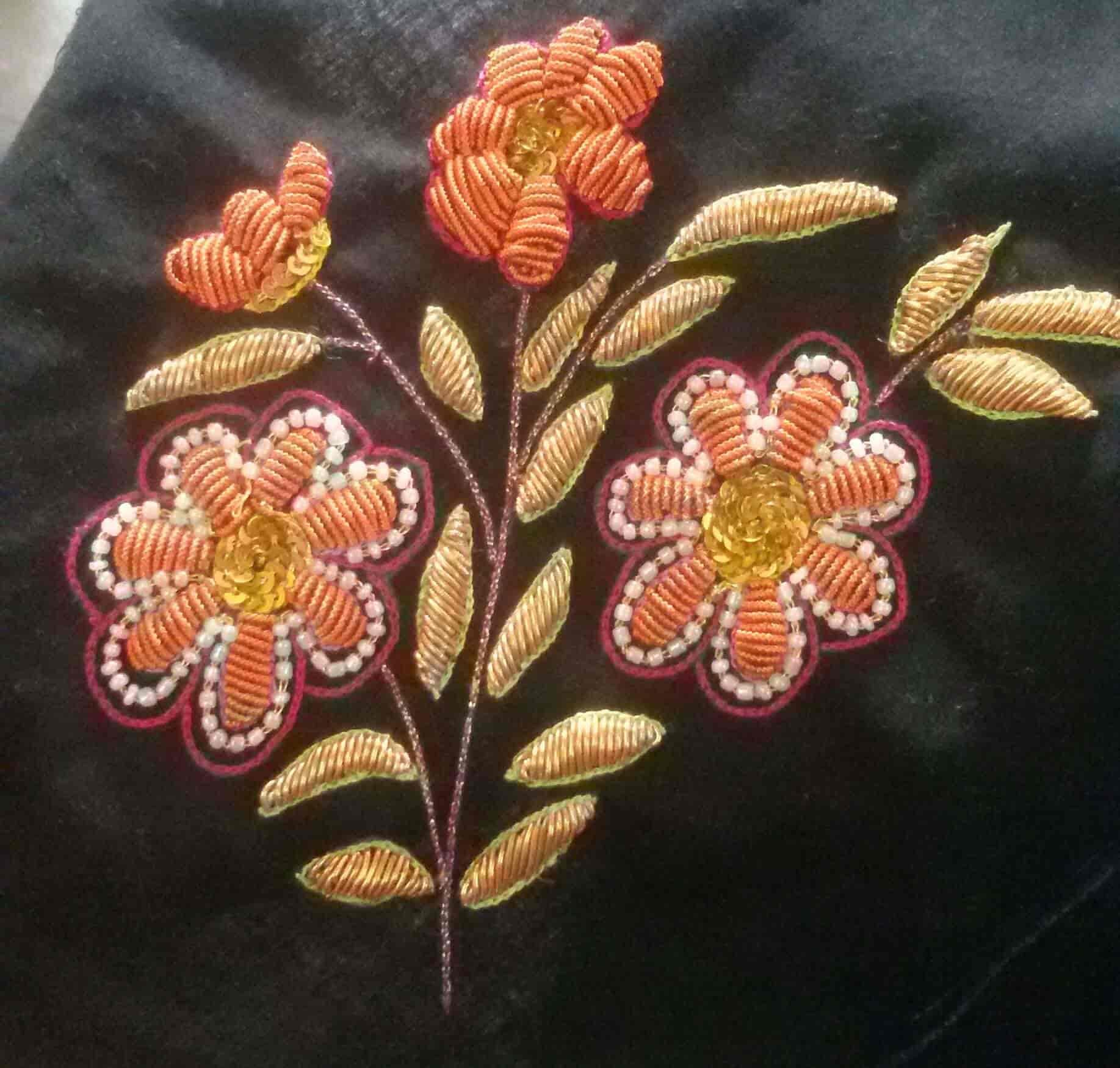6d18edecf67 ... Embroidery Design - Career Institute For Fashion Designing Photos