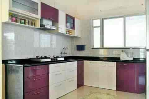 western kitchen interiors tk layout interior designers in mysore justdial - Kitchen Interior