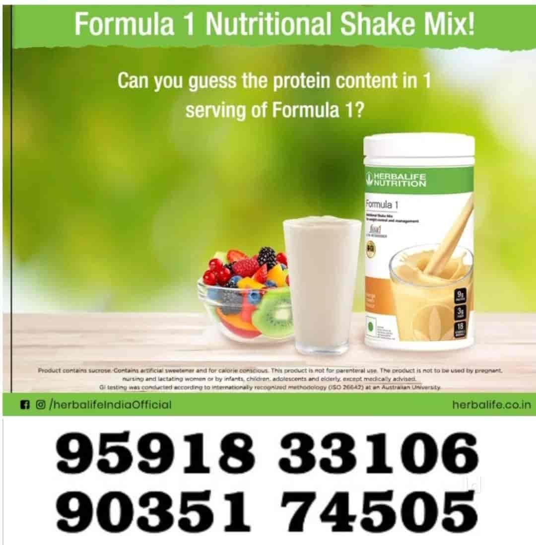 Herbalife Nutrition Jyothinagar Weight Loss Product Distributors Herbalife In Mysore Justdial