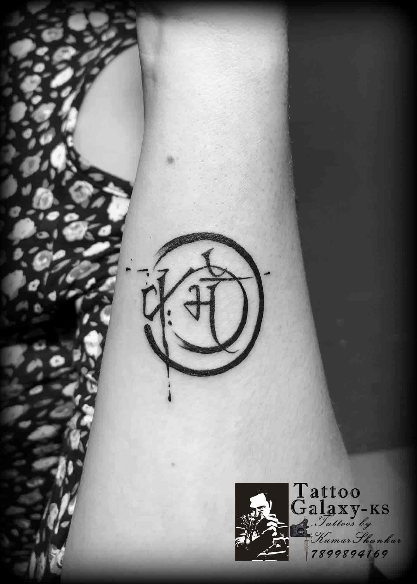 Tattoo Galaxy K S Photos Jayalakshmipuram Mysore Pictures