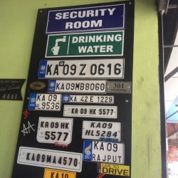 Galaxy Safety Signs, Hinkal - Car Number Plate Dealers in Mysore