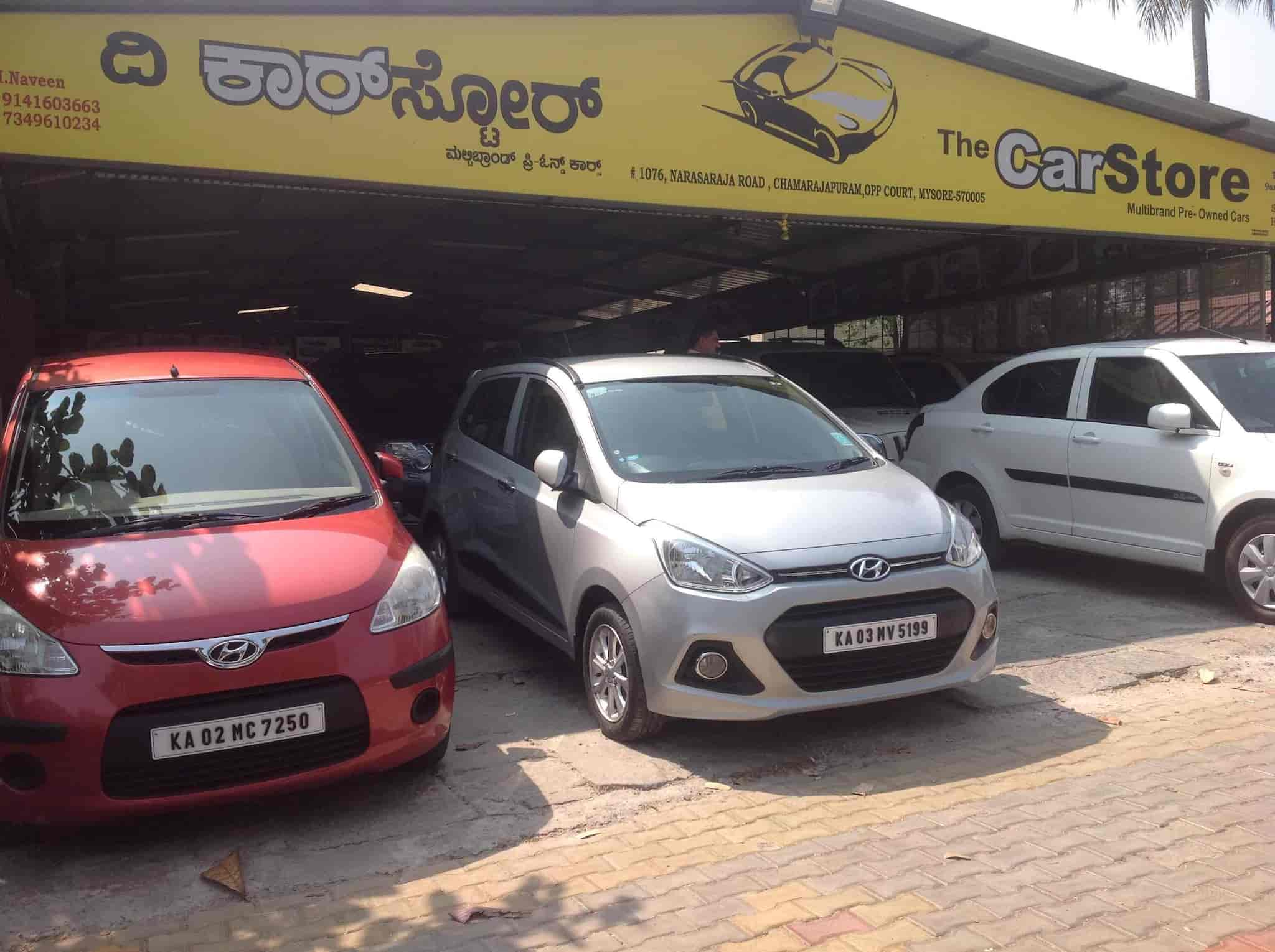 My Car Store >> The Car Store Chamrajpura Second Hand Car Dealers In