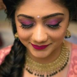 Kruthika S Makeup Lounge Gokulam 3rd