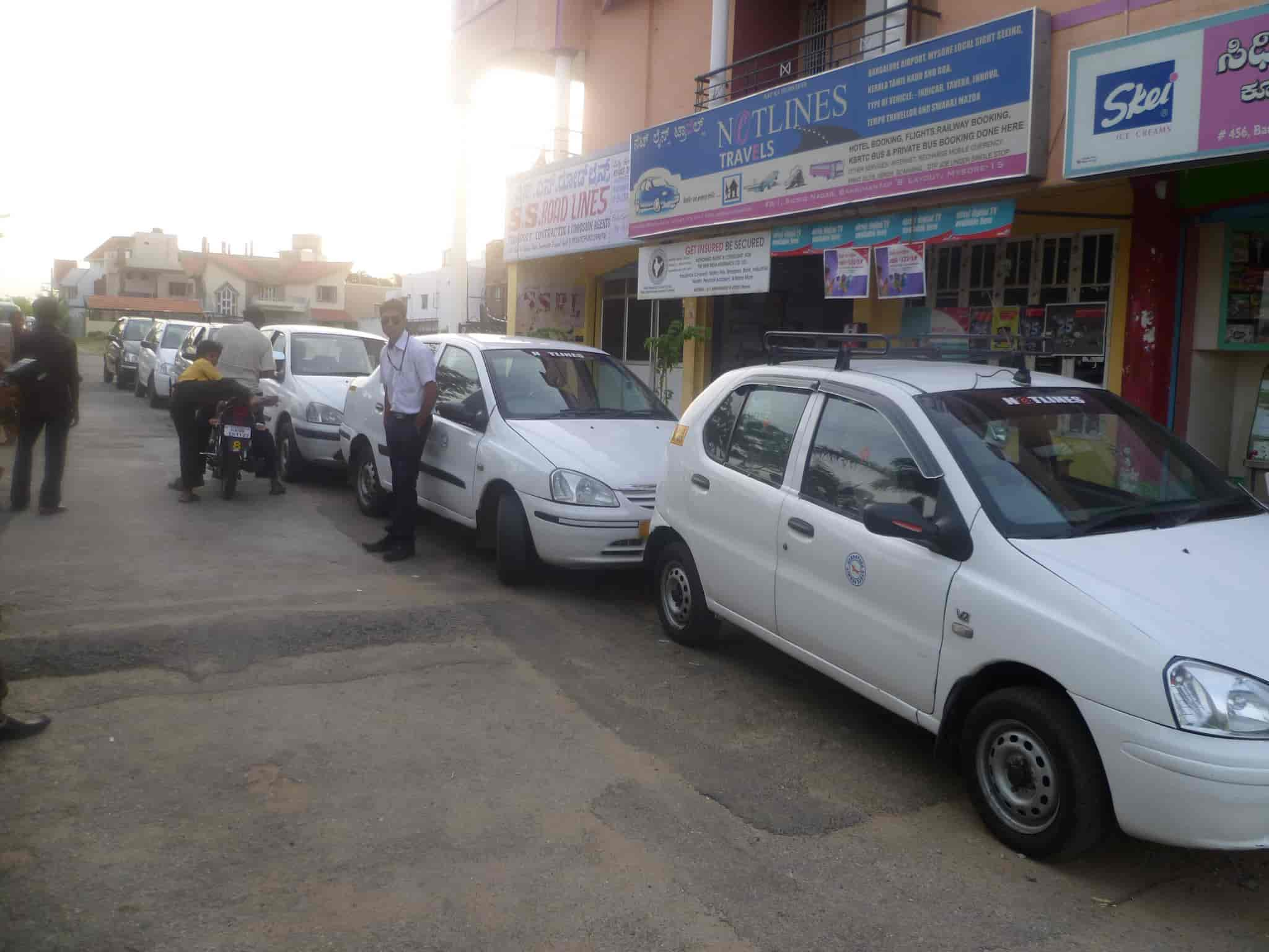 Net Lines Travels, Banni Mantap - Travel Agents in Mysore