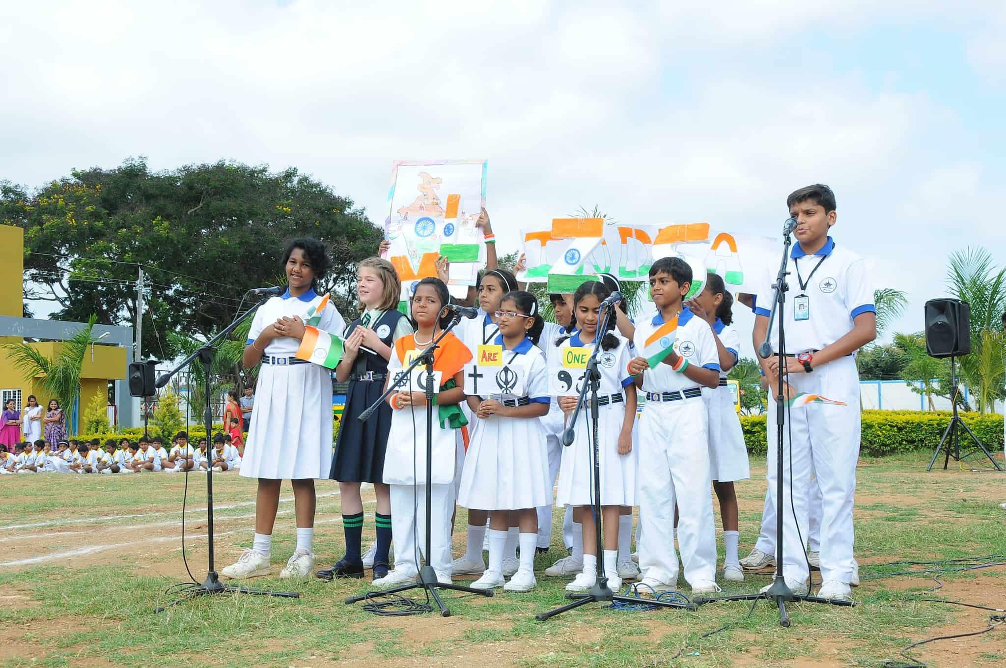 Mount Litera Zee School Photos Srirampura Mysore Pictures