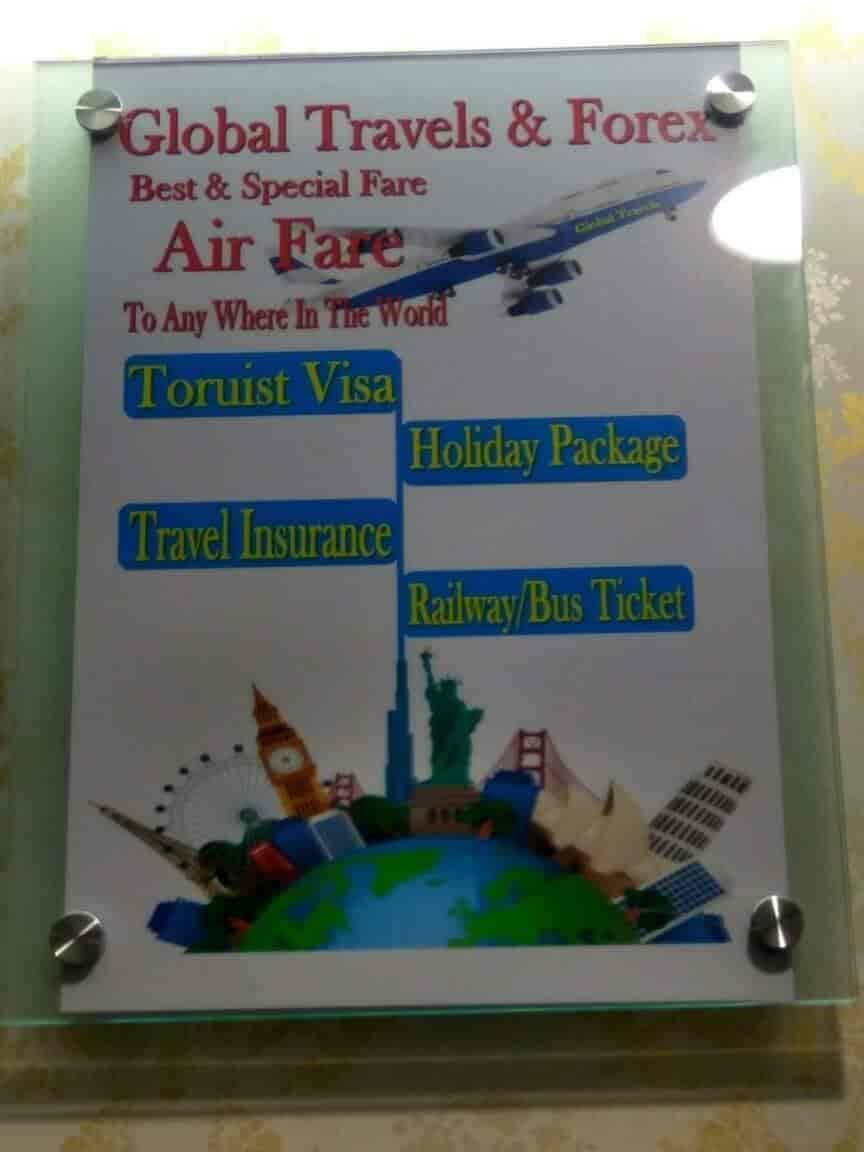 Global Services, Patiala Gate - International Air Ticketing