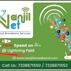 Nanjil Internet Services Pvt Ltd, Nagercoil Ho - Internet Service