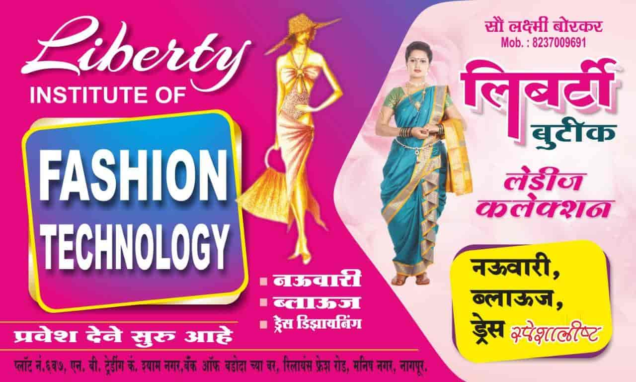 Liberty Institute Of Fashion Technology Manish Nagar Computer Training Institutes In Nagpur Justdial