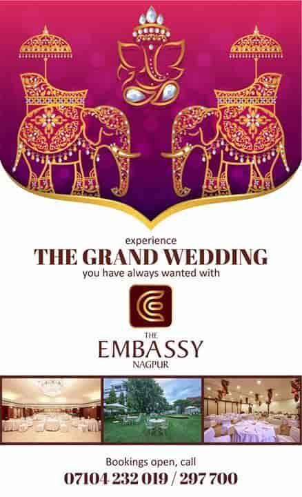 Hotel Heritage Embassy, Hingana Road, Nagpur - North Indian
