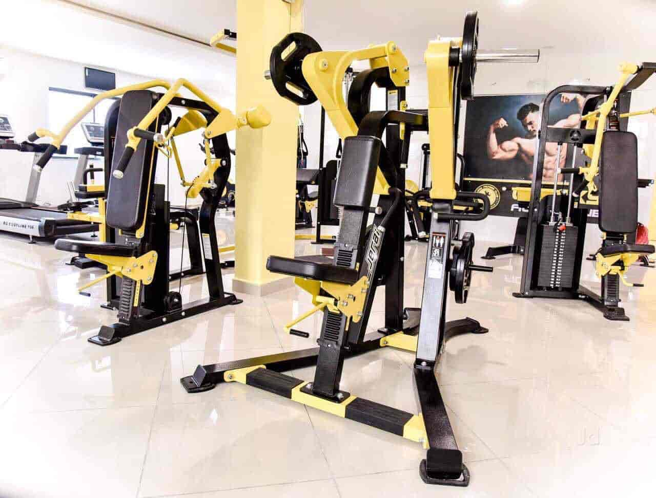 Galaxy fitness club by sahil khan gokulpeth gyms in nagpur