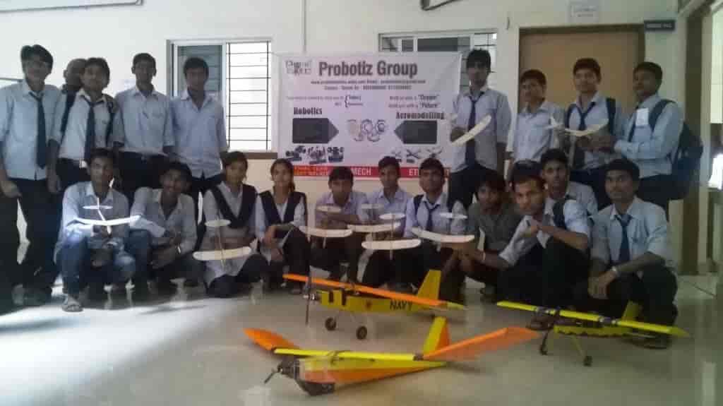 ProBotiZ, Lashkaribagh - Computer Training Institutes in
