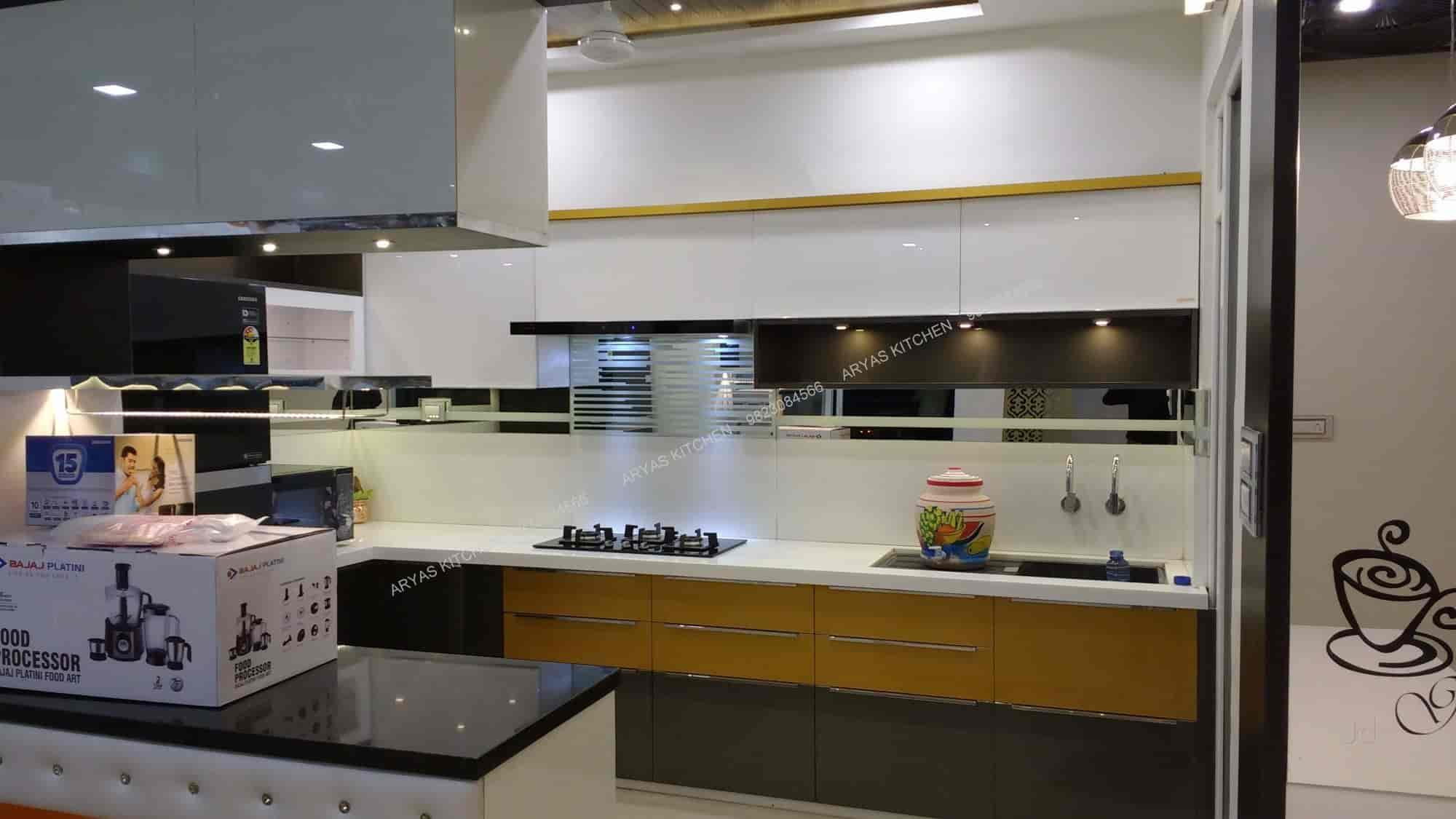 Aryas modular kitchen ayodhya nagar modular kitchen dealers in nagpur justdial
