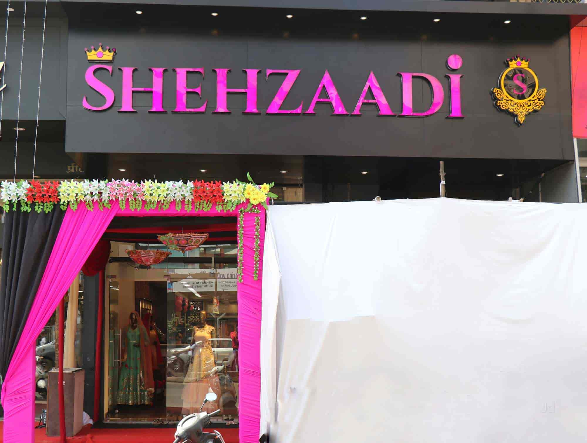 SHEHZAADI BOUTIQUE, Sadar Bazar - Saree Retailers in Nagpur - Justdial