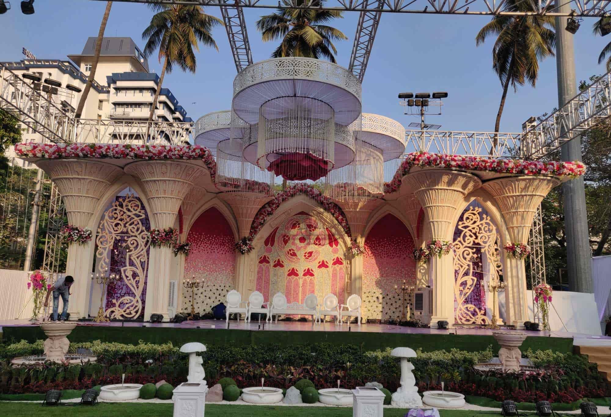 - Jai Kothari Events Images, Hiwari Nagar, Nagpur - Mandap Decorators