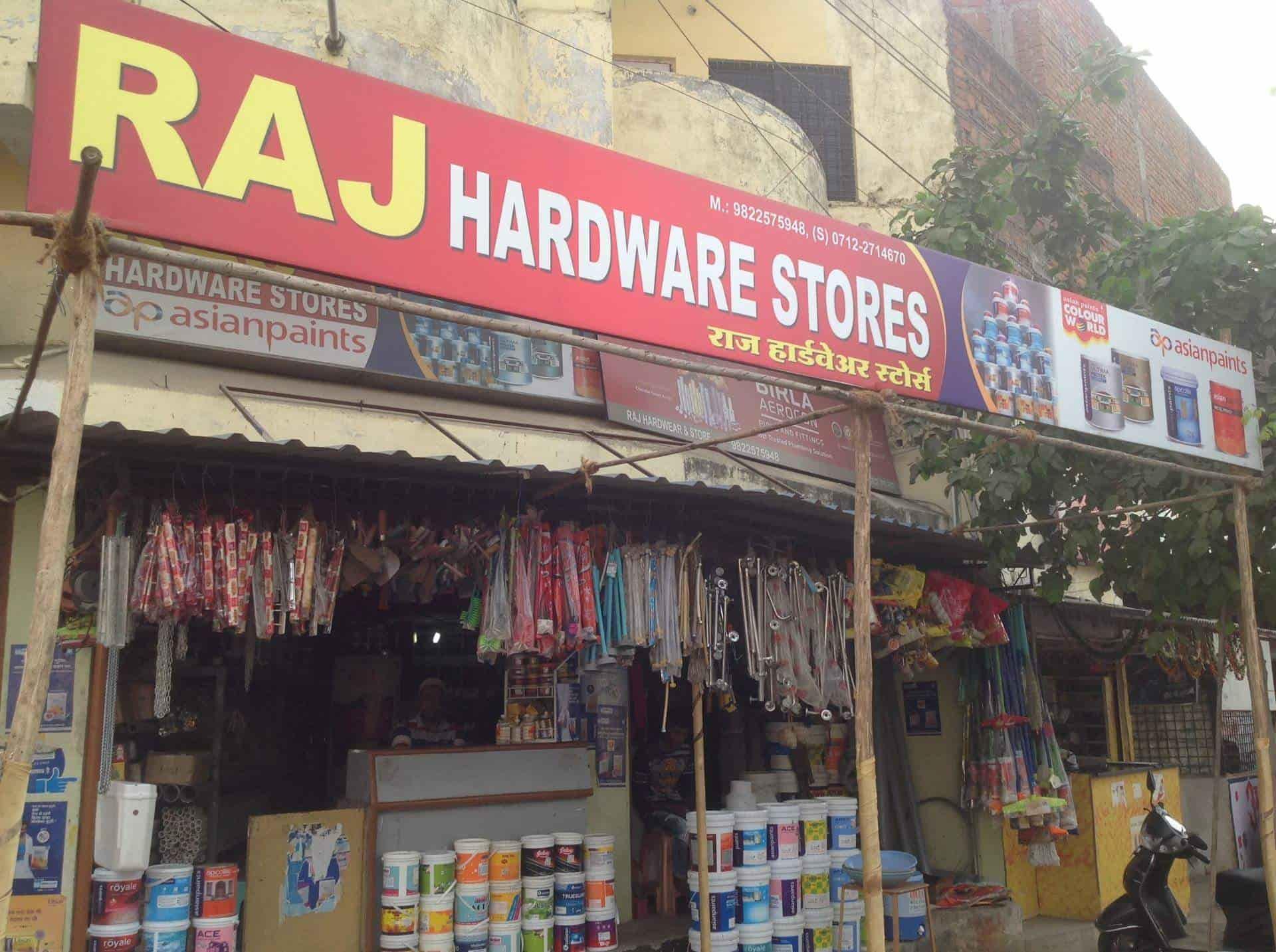 Raj Hardware Stores Photos, Nandanvan Colony, Nagpur- Pictures