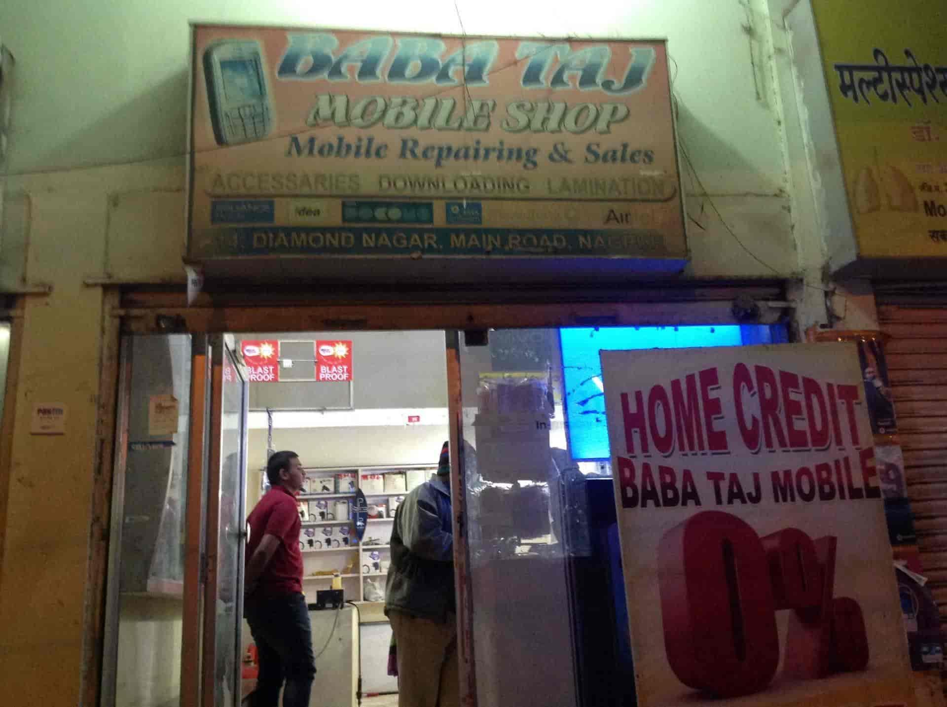 Baba Taj Mobile Shopee Photos, Nandanvan Colony, Nagpur