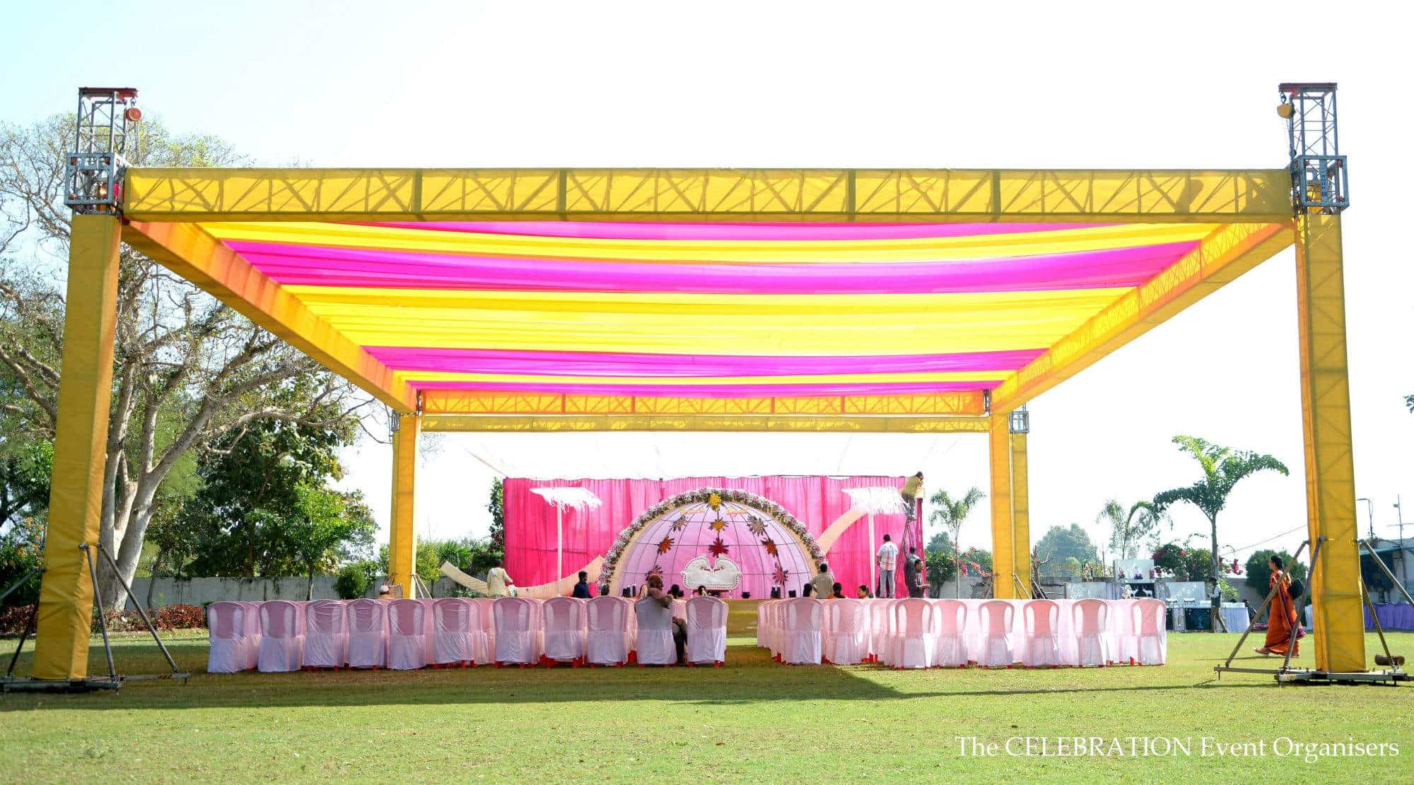 Event Organisers For Wedding - The Celebration Event Organisers Images, Manewada Road, Nagpur - Event Organisers For Wedding