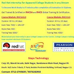 Steps Technology, Nandanvan Colony - Computer Training Institutes
