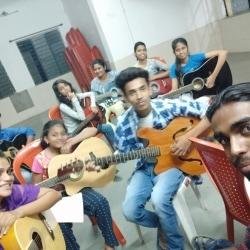 Fingerstyle Guitar Classes, Kamal Chowk - Music Classes in