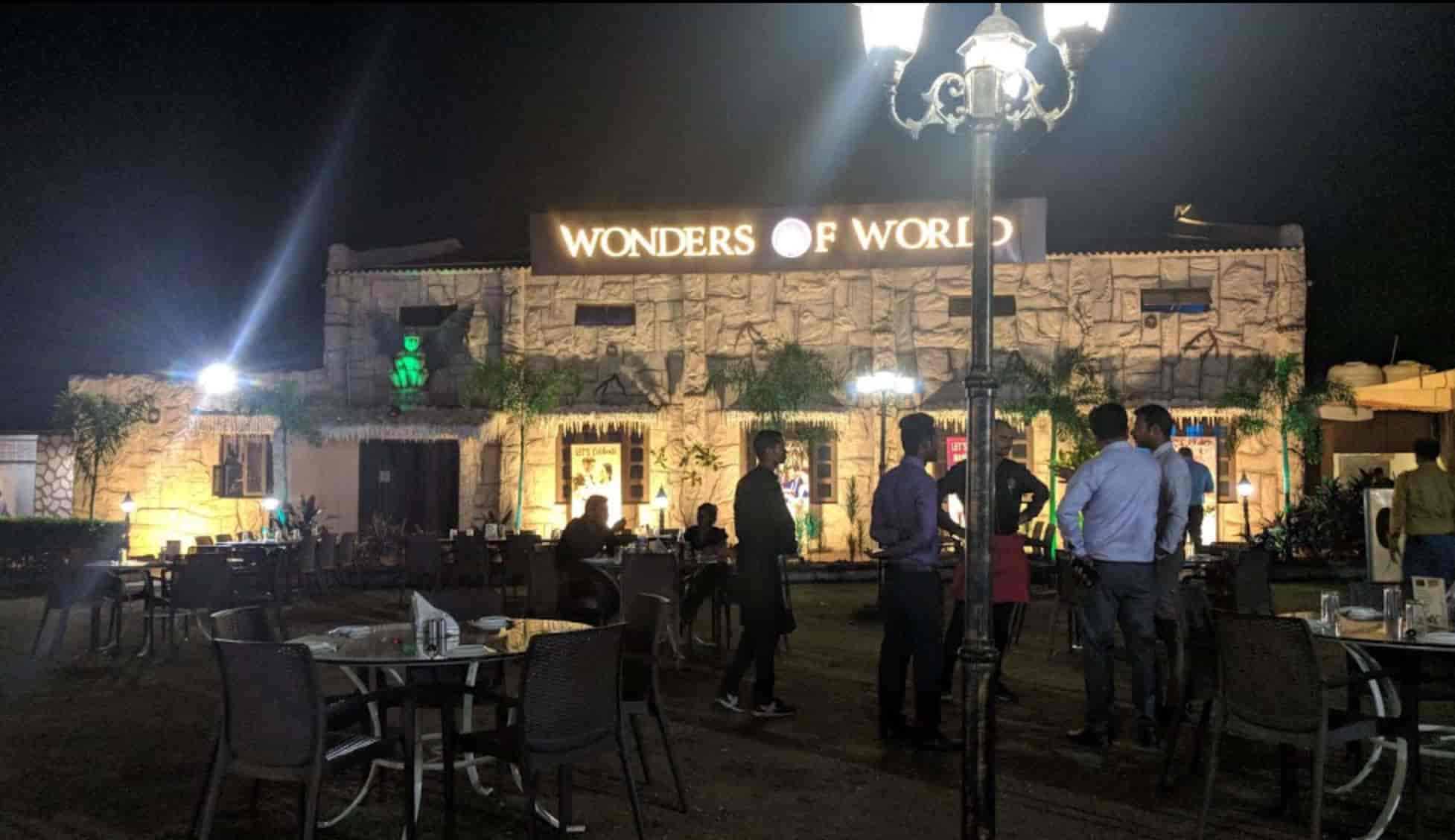 Wonders Of World, Amravati Road, Nagpur - Restaurants - Justdial