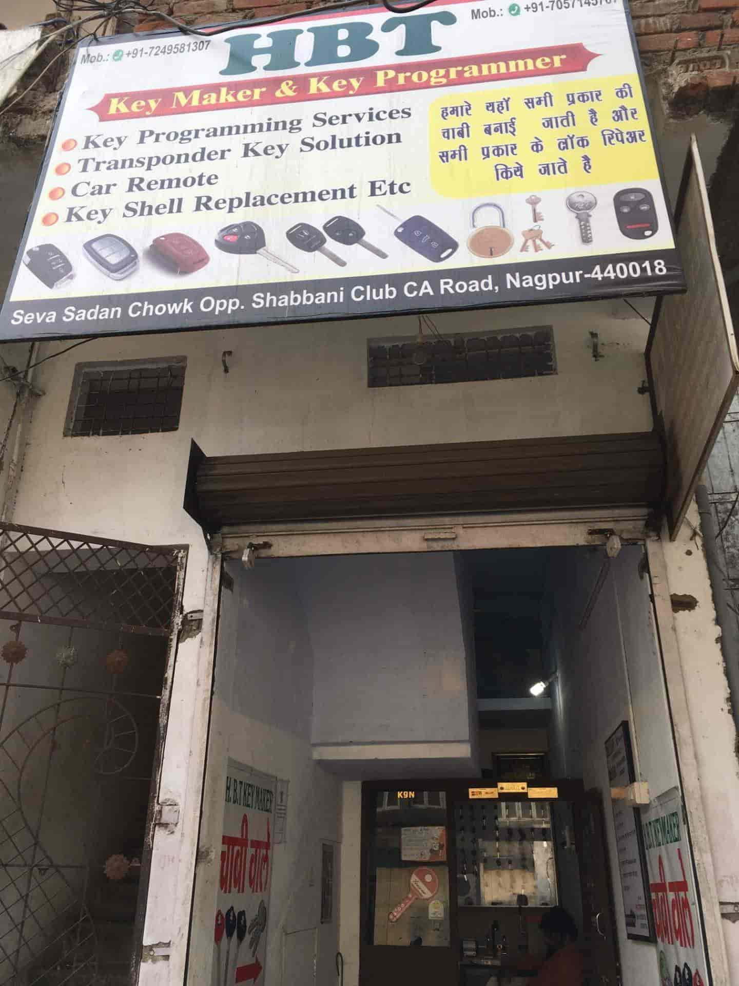 Hbt Key Maker, Central Avenue - Duplicate Key Makers in