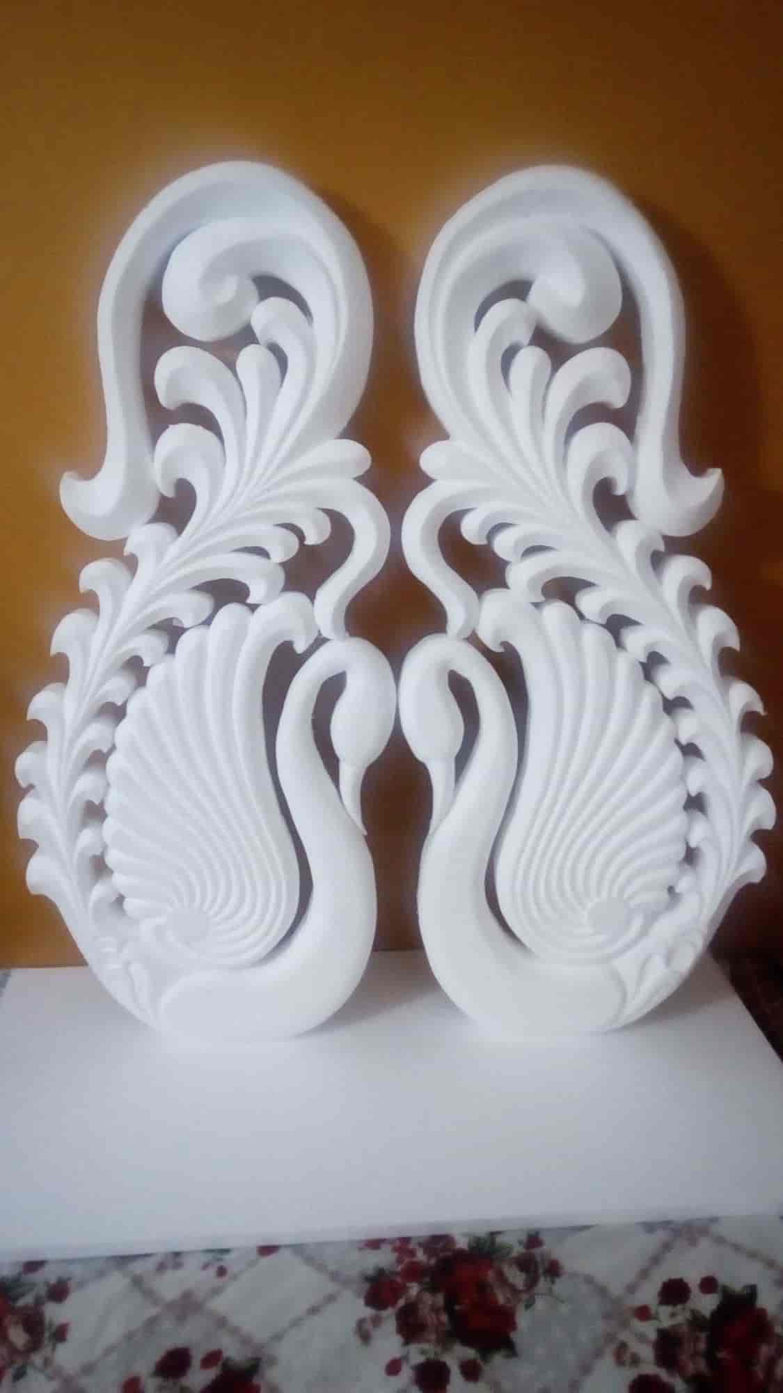 Mangalmurti Thermocol Decoration Photos Shri Krishna Nagar Nagpur